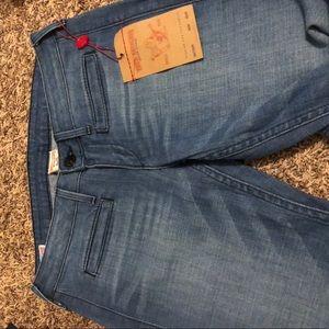 True religion sarena trousers nwt, size 30